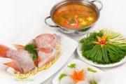 Cách nấu lẩu thái cá diêu hồng ngon, lạ miệng