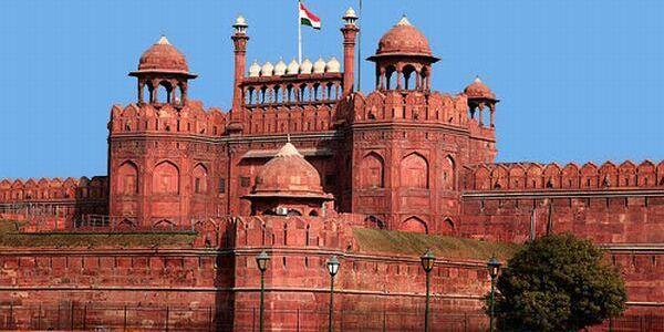 Pháo đài Delhi (Pháo Đài Đỏ) - Một trong những thắng cảnh nổi tiếng