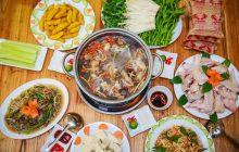 Cách nấu lẩu gà thuốc bắc thơm ngon bổ dưỡng