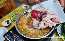 Cách nấu lẩu gà chua cay ngon, lạ miệng