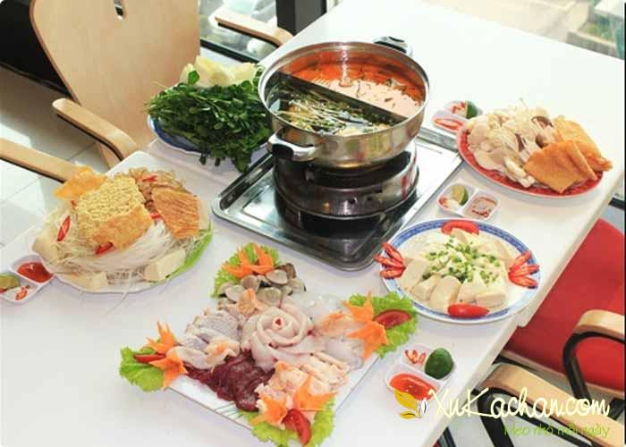 Cách nấu lẩu gà thập cẩm ngon, đậm đà hương vị - 1 trong số các món lẩu gà ngon