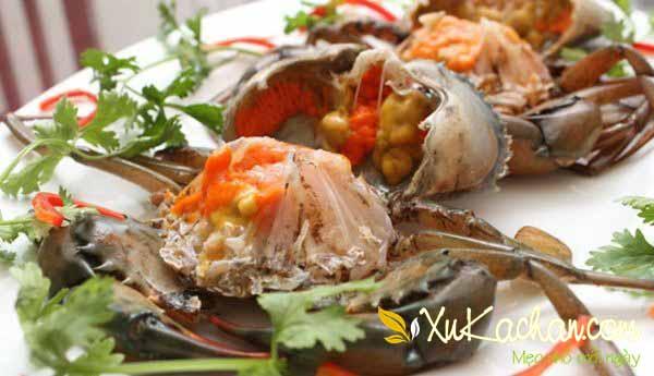 Không nên ăn cua sống hoặc cua chưa được nấu kỹ - cách nấu lẩu cua biển ngon