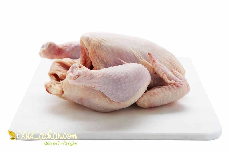 Gà ta - Cách nấu lẩu gà ớt hiểm
