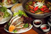 Cách nấu lẩu cá kèo lá giang ngon chuẩn vị chua thanh
