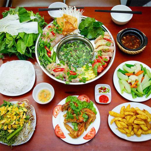 Cách nấu lẩu gà lá giang ngon và chuẩn bị Nam Bộ