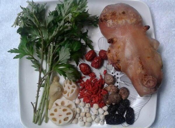 Các nguyên liệu nấu lẩu dê - cách nấu lẩu dê ngon nhất