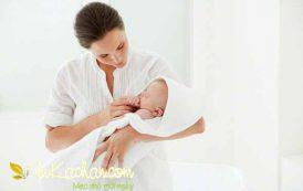 Những điều cần biết về việc nuôi trẻ sơ sinh