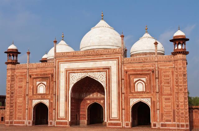 Thánh đường Taj Mahal