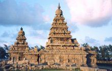 Cụm thánh tích Mahabalipuram ở miền Nam Ấn Độ