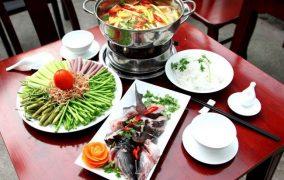 Cách nấu lẩu cá lăng măng chua ngon nhất