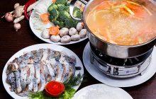 Cách nấu lẩu cá tầm ngon miễn chê
