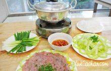 Cách nấu lẩu cá thác lác khổ qua chuẩn vị Nam Bộ