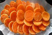 Cách làm mứt khoai lang siêu ngon cho ngày tết nguyên đán