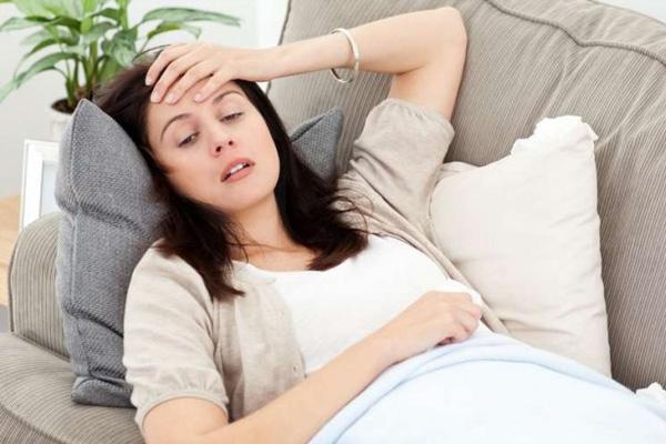 Cơ thể mệt mỏi - dấu hiệu có thai sau 1 tuần