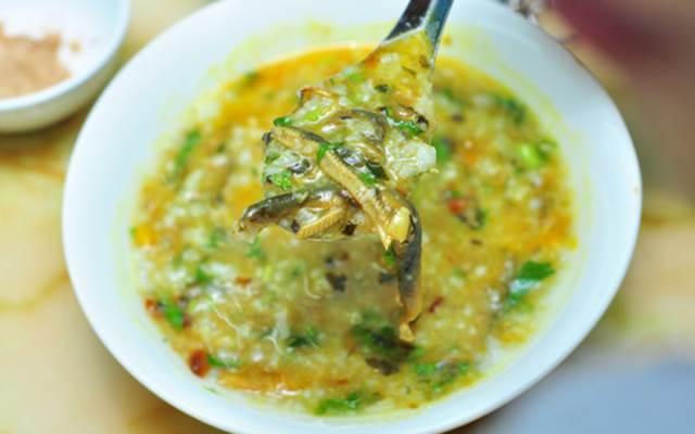 Cháo lươn tự nấu ngay tại nhà thơm ngon bổ dưỡng - cách nấu cháo lươn ngon cho bé