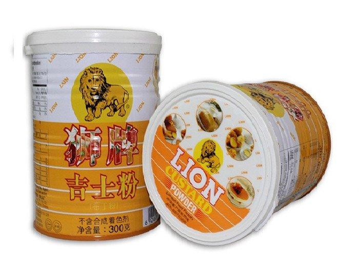 Bột sư tử xuất xứ từ Hong Kong, là một trong các nguyên liệu làm bánh rất phổ biến