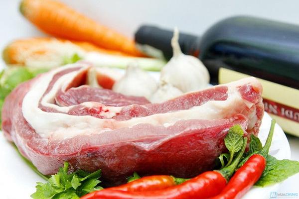 Chọn mua nạm bò để nấu bò kho thêm ngon và chuẩn nhất - cách nấu bò kho ngon đúng điệu