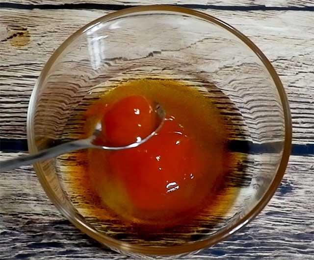 Pha nước sốt sườn xào chua ngọt - hướng dẫn làm sườn xào chua ngọt