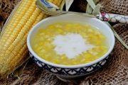 Cách nấu chè bắp ngon với nước cốt dừa