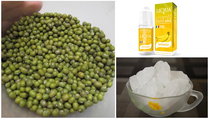 Nguyên liệu nấu chè đậu xanh nguyên hạt cần chuẩn bị - cách nấu chè đậu xanh hột không bị nát