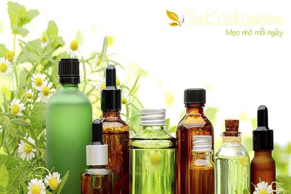 Sử dụng tinh dầu thiên nhiên ngăn ngừa mụn bọc xuất hiện