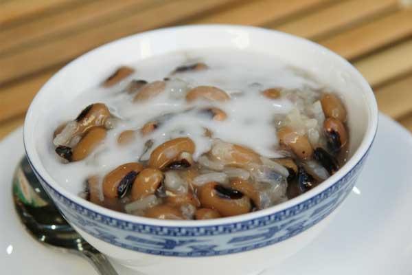 Cách nấu chè đậu trắng ngon và đơn giản nhất - cach nau che dau trang