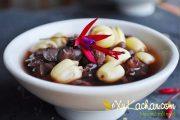 Cách nấu chè hạt sen đậu đen thơm ngon, hấp dẫn