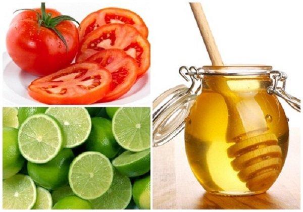 Một số nguyên liệu làm sinh tố cà chua cần chuẩn bị