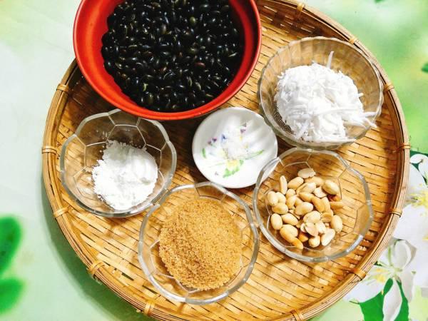Nguyên liệu nấu chè đậu đen cần chuẩn bị - cách nấu chè đỗ đen ngon