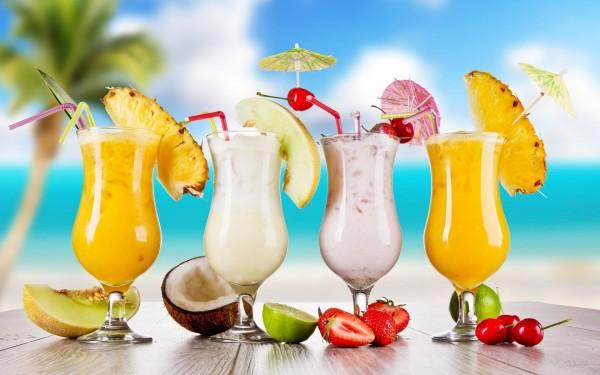 Các loại sinh tố thơm ngon, bổ dưỡng tốt cho sức khỏe