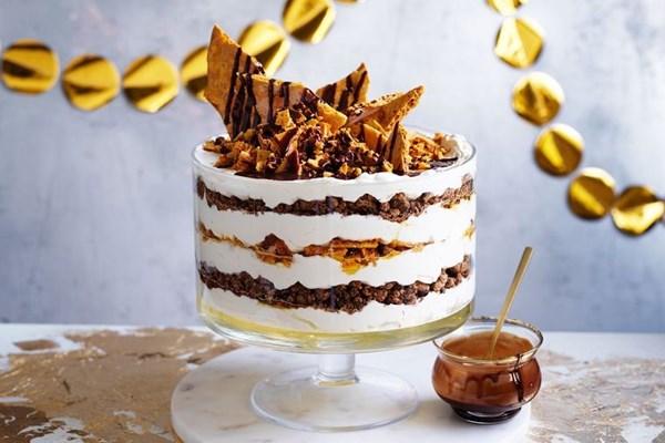Socola Trifle