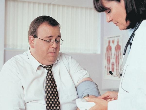 Nếu quá cân cần giảm khoảng 4,5 kg là đủ để tạo ra sự thay đổi về huyết áp