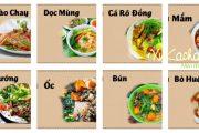 Tổng hợp các món bún ngon và dễ làm nhất tại nhà