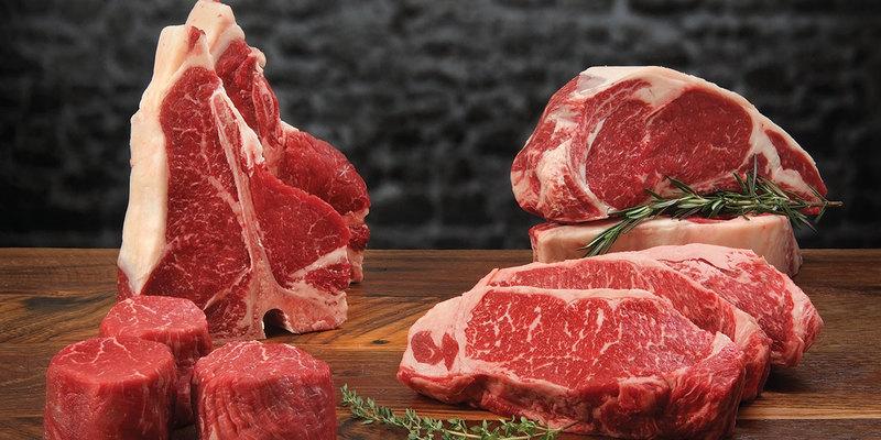 Các phần thăn thịt bò được chọn làm bít tết