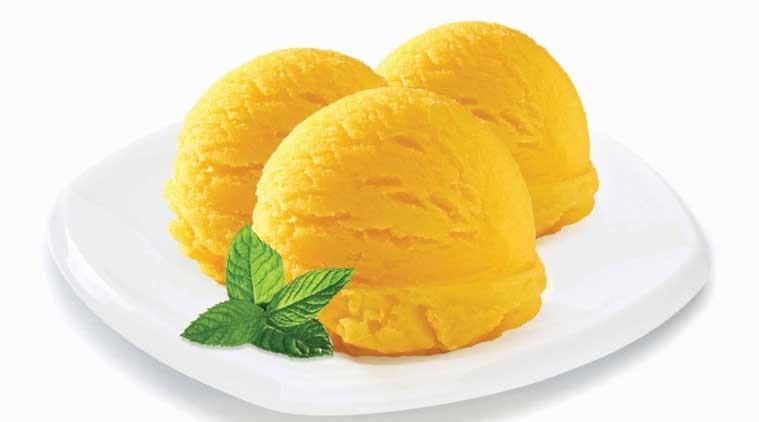 Kem xoài tự làm ngay tại nhà - cách làm kem xoài đơn giản