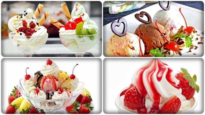 Tổng hợp cách làm các món kem ngon và đơn giản ngay tại nhà