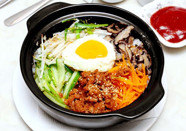 Làm cơm trộn Hàn Quốc ngon và chuẩn nhất