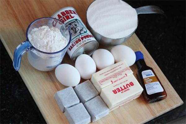 Một số nguyên liệu làm kem tươi cần chuẩn bị