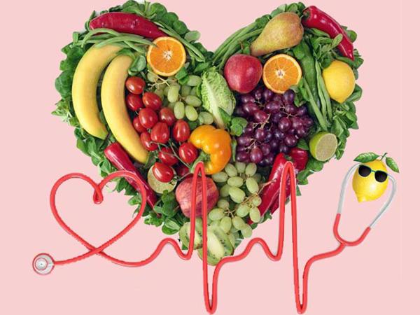 Rau quả, ngũ cốc giúp giảm độ mỡ và điều hòa huyết áp - Phòng chống cao huyết áp