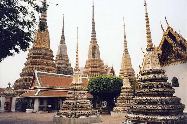 Quần thể chùa Wat Pho