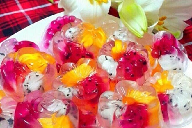 Cách làm thạch hoa quả thơm ngon hấp dẫn ngay tại nhà