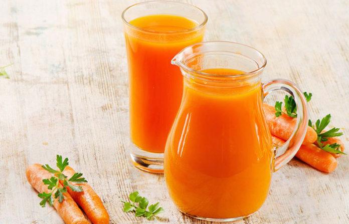 Sinh tố cà rốt có rất nhiều giá trị dinh dưỡng tốt đối với sức khỏe