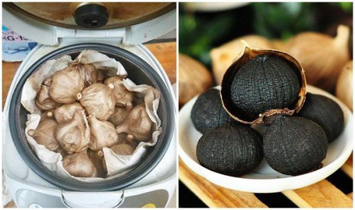 Cách làm tỏi đen bằng nồi cơm điện ngay tại nhà