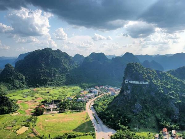 Trong vườn quốc gia Phong Nha - Kẻ Bàng có các tộc người sinh sống