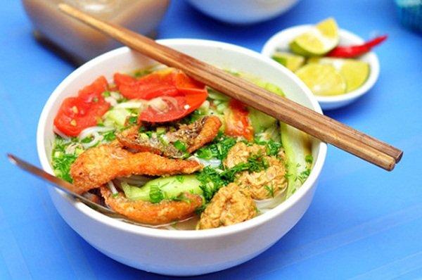 Cách nấu bún cá ngon - tròn vị ngay tại nhà