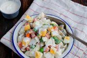 2 Cách làm Salad Nga ngon và dễ ngay tại nhà
