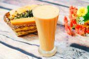 Cách làm sinh tố đu đủ thơm ngon bổ dưỡng tại nhà