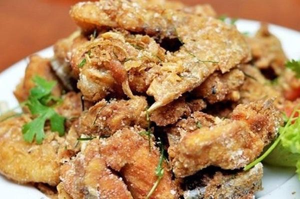 Thịt gà rang muối thơm ngon chuẩn vị