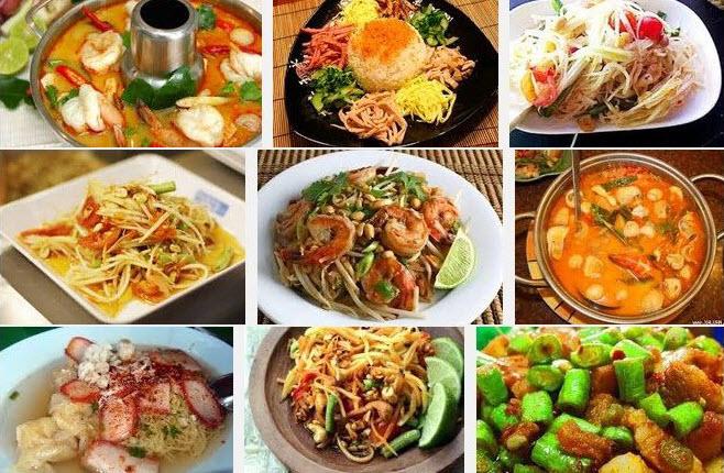 Ẩm thực - Các món ăn ngon và phổ biến nhất hiện nay