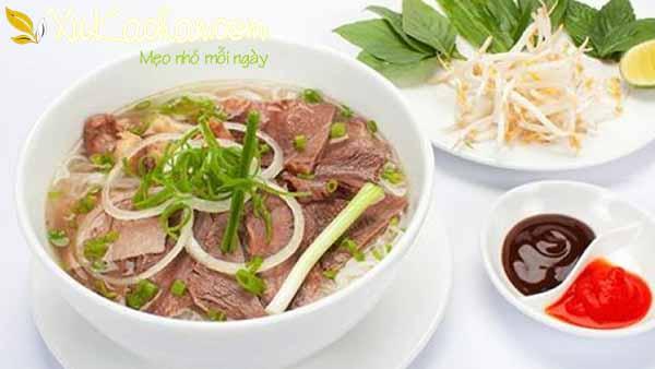 Cách nấu phở bò ngon chuẩn vị truyền thống của người Hà Nội - cach nau pho bo